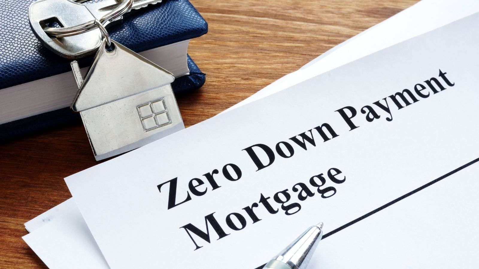 How To Buy A Home Without A Down Payment